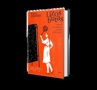 Knyga Lizos butas, Vaiva Rykštaitė 2020 m.
