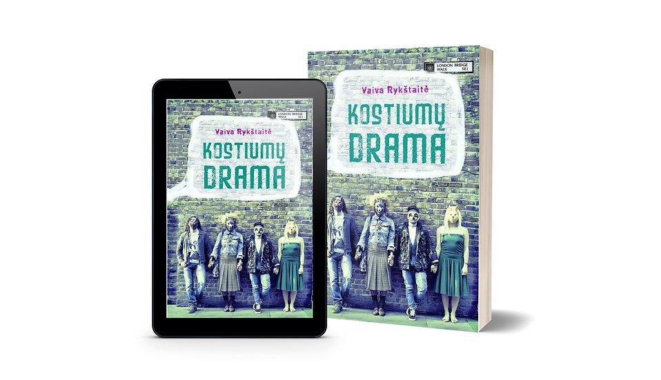 Kostiumų drama (.mobi)