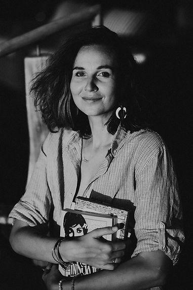 Vaiva Rykštaitė - rašytoja, tinklaraštininkė, 8 knygų autorė, mentorė