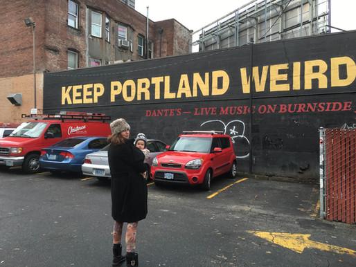 Portlandijos beieškant