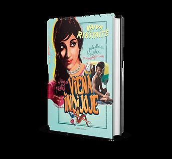 Knyga Viena Indijoje, Vaiva Rykštaitė 2014 m.