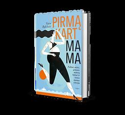 Audio knyga Pirmakart mama