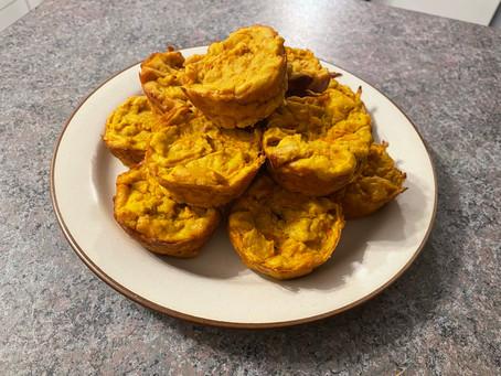 DME: Simili-muffin carottes et citrouille super simple!