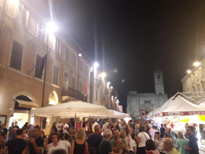Ascoliva Festival 2019, settima edizione del festival mondiale dell'oliva ascolana del Piceno Do