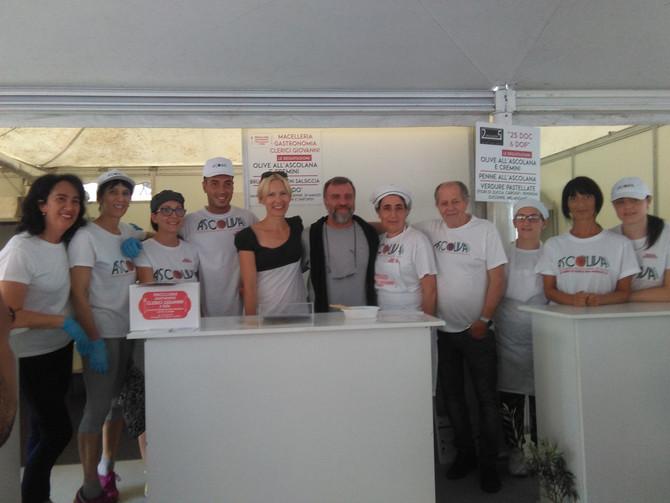 Anche gli attori Gaia De Laurentis e Ugo Dighero ad Ascoliva Festival