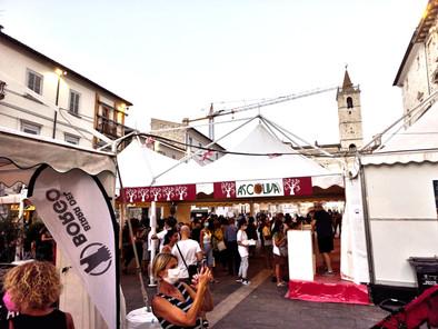 Ascoliva Festival, boom di visitatori. Domani le Olimpiadi dell'Oliva
