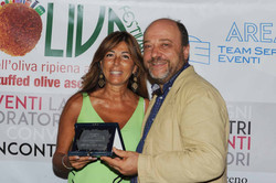 Premio ad Angela Velenosi