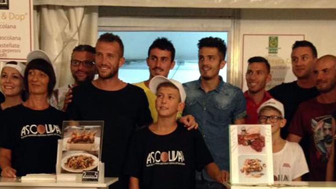 L'Ascoli Picchio martedì 11 agosto ad Ascoliva Festival