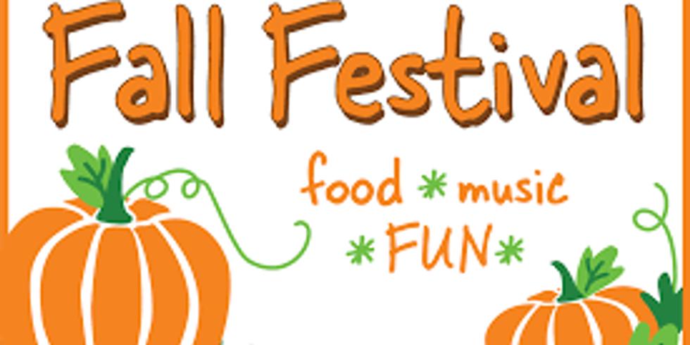 BHSPOA Fall Festival October 16th