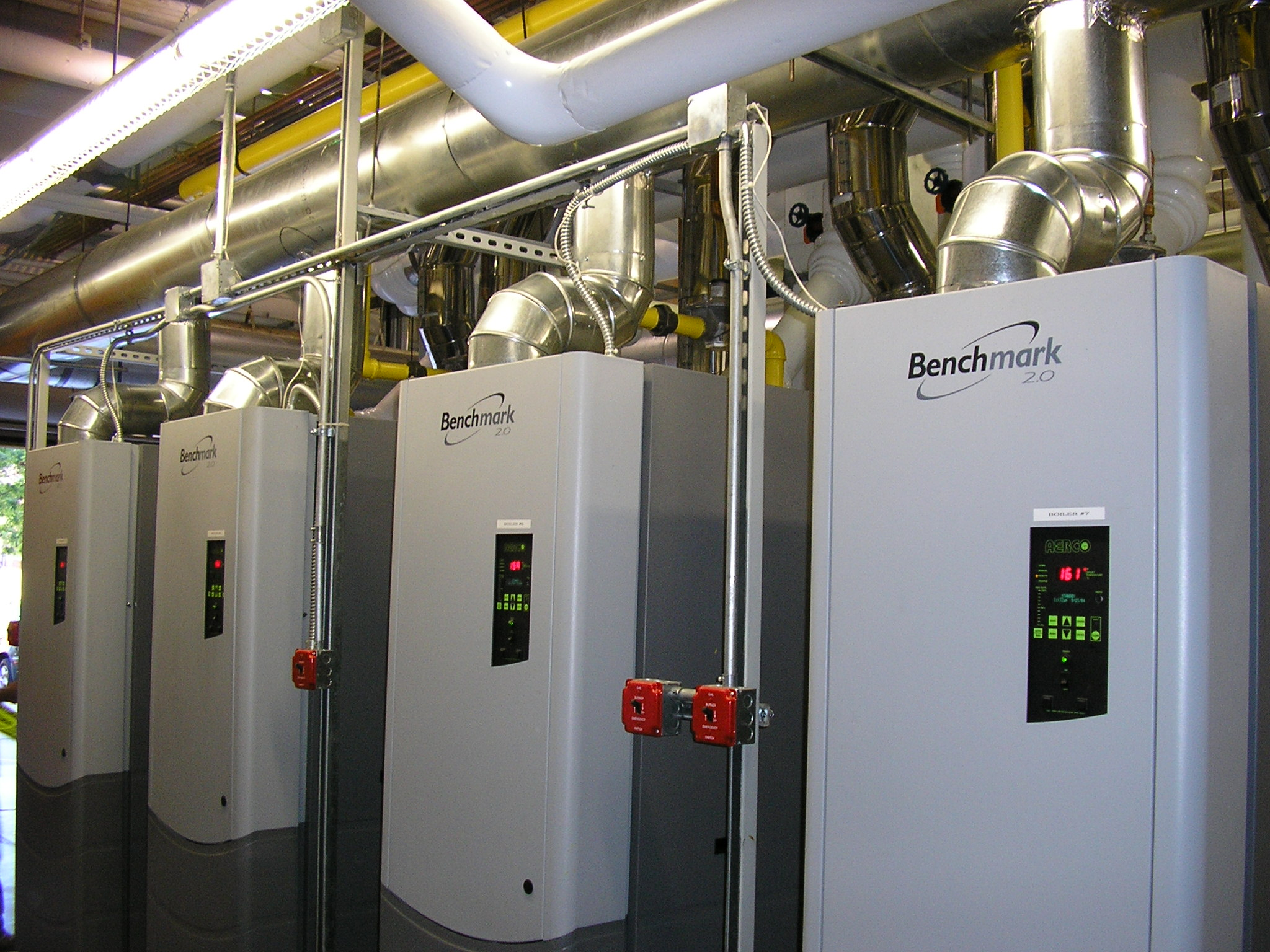 Boilers & Chillers