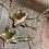 Thumbnail: Hemp Gold Earring