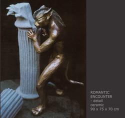 ROMANTIC ENCOUNTER by M Marjanovich