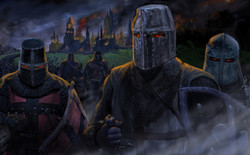 Knights of the Temple - game