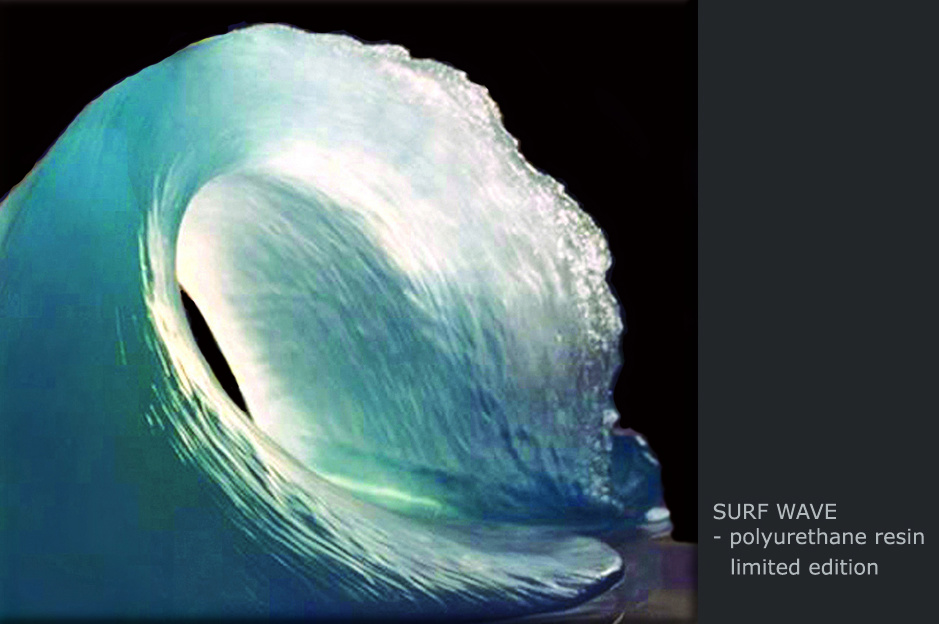 5. SURF WAVE by M. Marjanovich