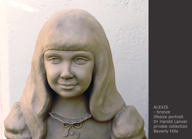 ALEXIS by Masha Marjanovich