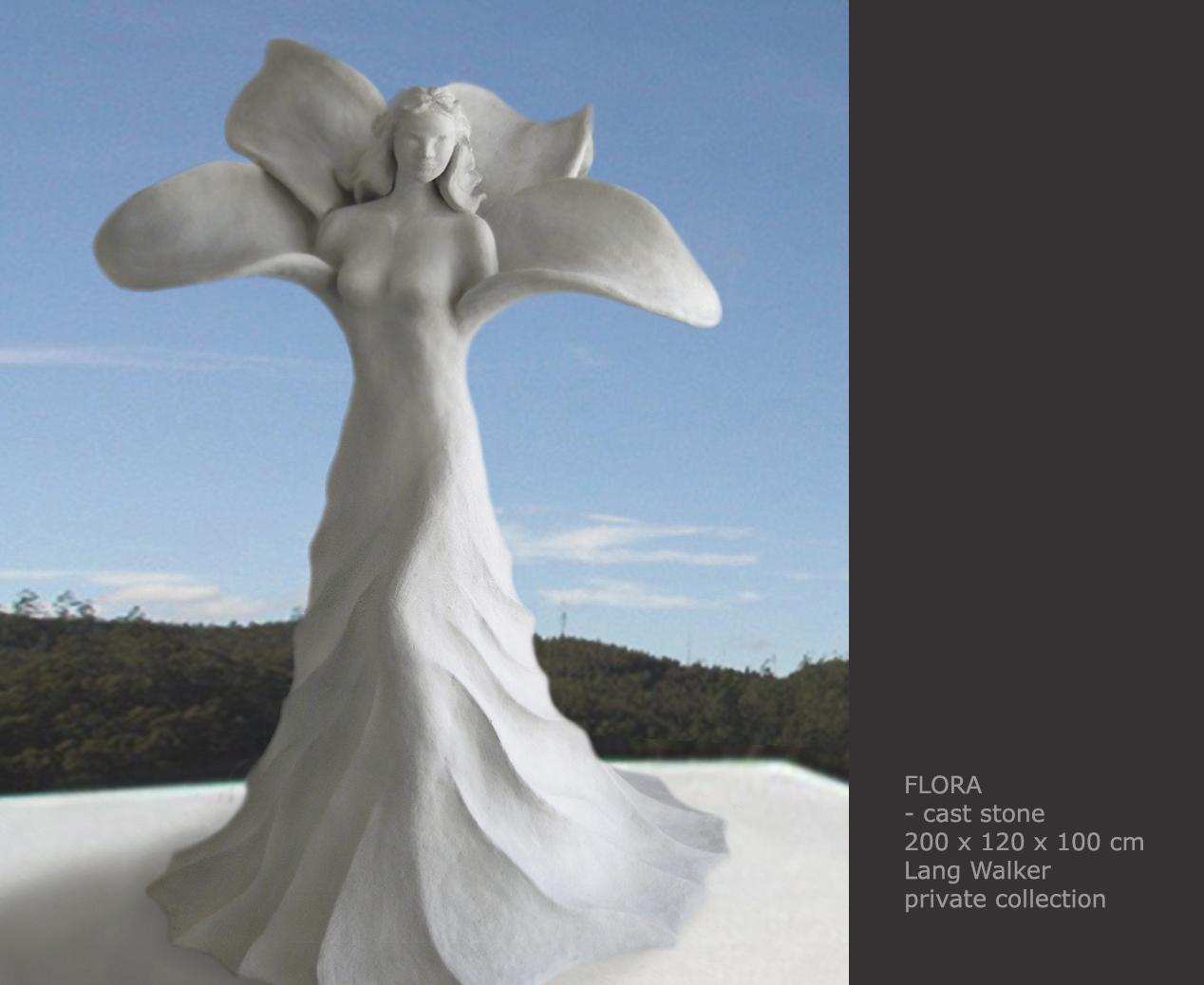 FLORA by M Marjanovich