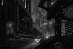 Mysterious City - game