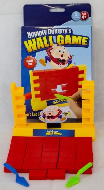 Humpty Dumpty's Wall