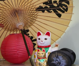 Assorted goods from Japan