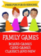 Family Games are free for everyone