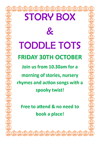 Story Box & Toddle Tots