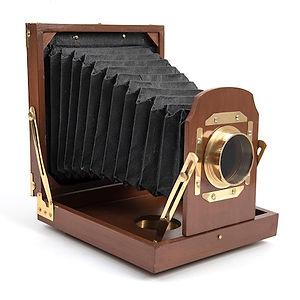 Victorian - Box Camera