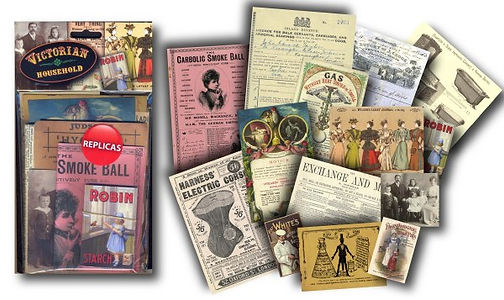 Victorian - Household Documents Pack