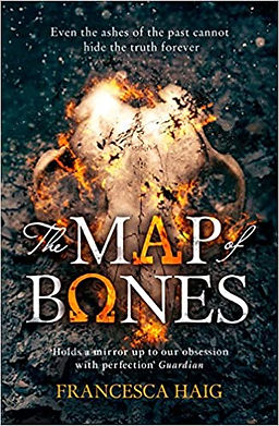 The Map of Bones (The Fire Sermon #2) by  Francesca Haig