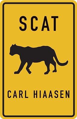 Scat by  Carl Hiaasen