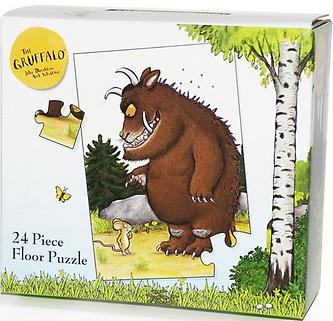 The Gruffalo 24 piece Floor Puzzle