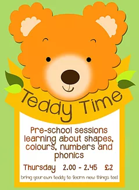 Teddy Time