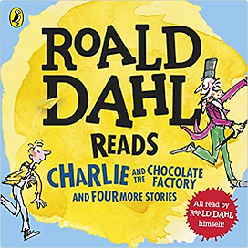 Roald Dahl Reads Five Favourite Stories