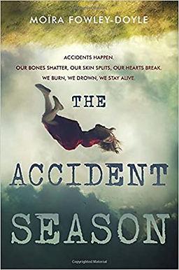 The Accident Season by  Moïra Fowley-Doyle