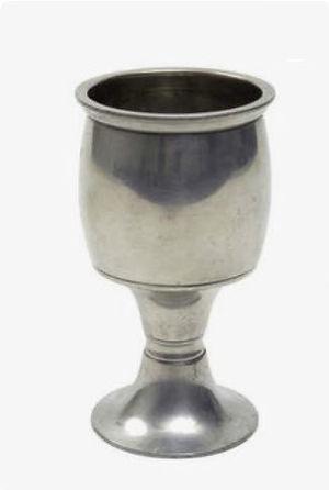 Tudor - Pewter Goblet