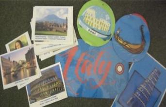 ATW Italy Items