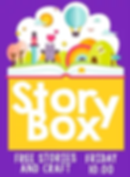 Story Box is free to attend