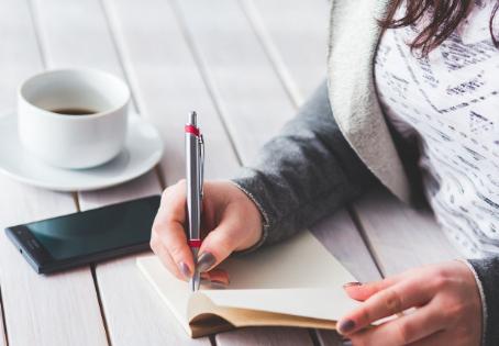 Bullet Journaling Your Way Towards An Empowering Spend Plan