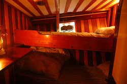 Francisco's cabin