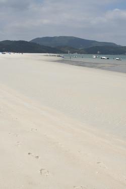 Cristas sandy beaches