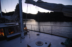 classic yacht charter from Lisbon