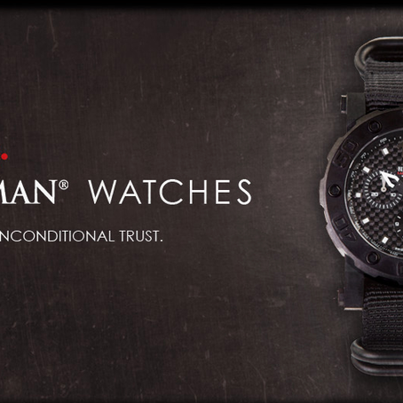 The worlds first skydivers limited edition watch collection by BIRDMAN®.