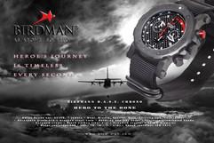 BIRDMAN B.A.D.E Chronograph