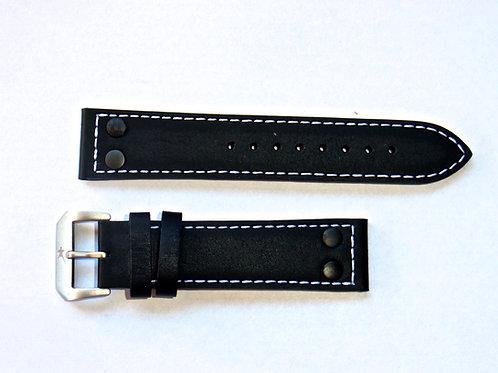 Leather Strap, Black