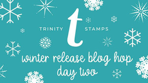 Wizarding World | Trinity Stamps Winter Release Bloghop