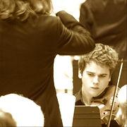 Peter Brewster | Viola | Newland String Quartet | Hull, Yorkshire