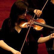 Laura Eggleshaw | Violin II | Newland String Quartet | Hull, Yorkshire