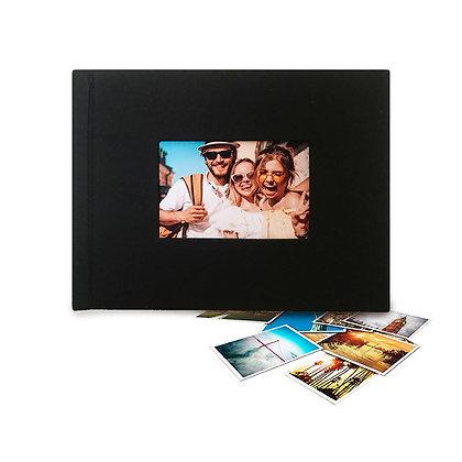 Album PinchBook 20x25cm + 96 Fotografías 9x9cm