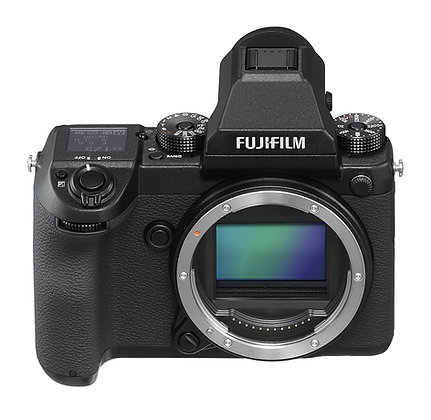 Fujifilm GFX 50S (Formato Medio)