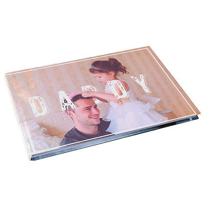 Photo Book Pasta Personalizada 20cm x 25cm