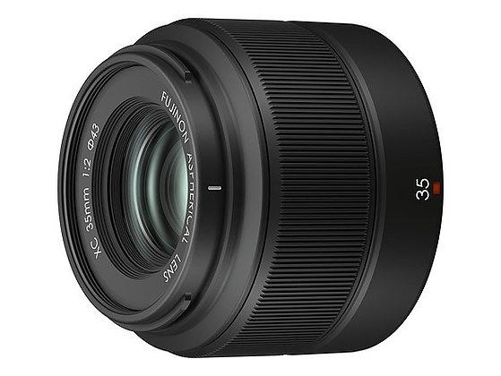 Lente Fujifilm XC35 mm F2